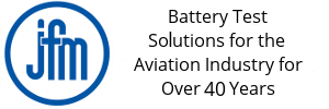 Battery Testing Solutions for the Aviation Industry for over 40 years